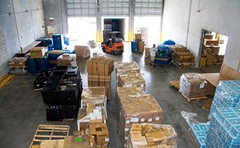 storage warehousing